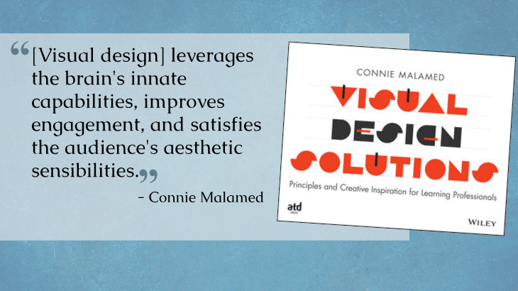 quote from visual design solutions
