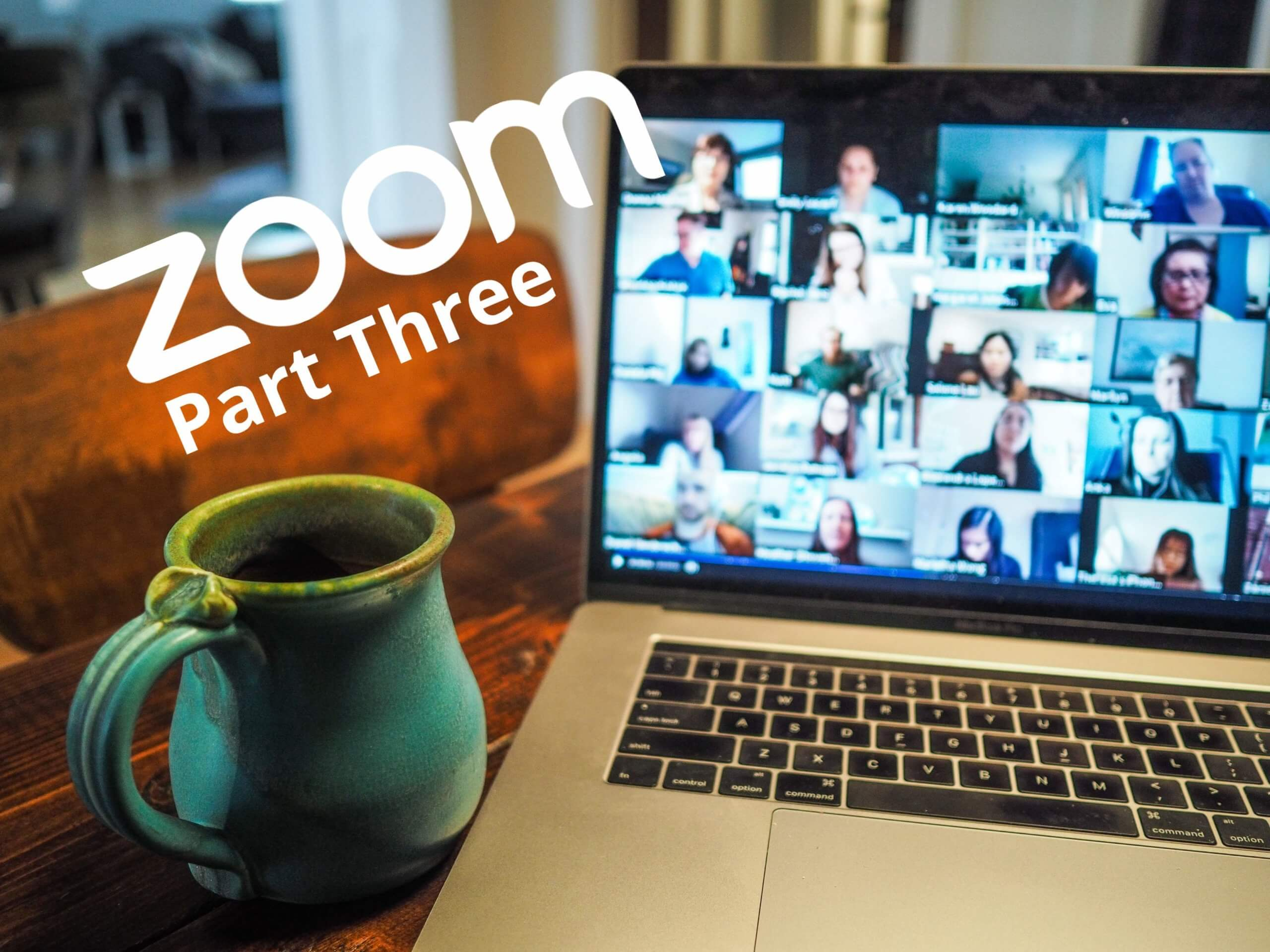 Matching Audience and Zoom Engagement Strategies